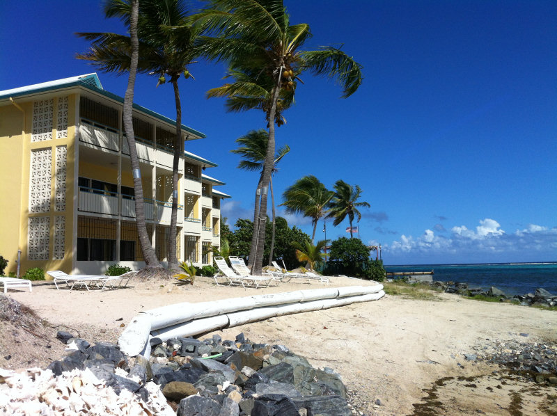 Colony Cove Beach Resort in St Croix