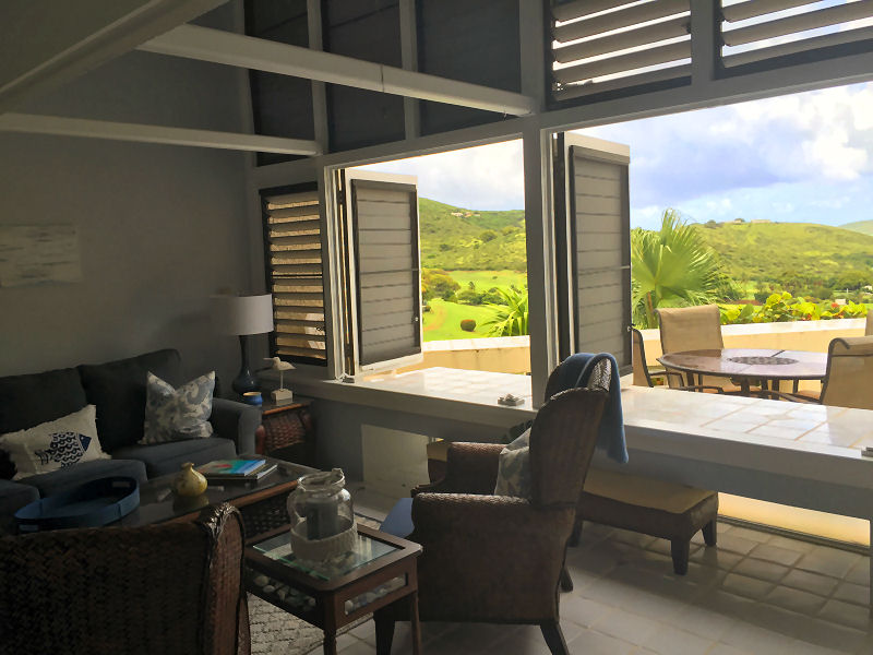 Vacations at The Reef St Croix